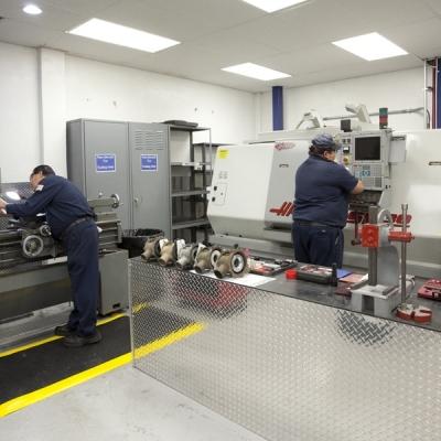 AeroKool Machine Shop