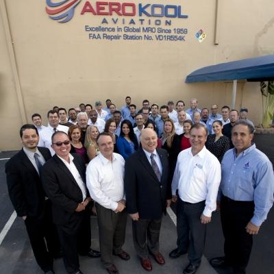 AeroKool Employees