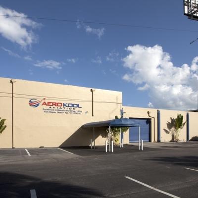 AeroKool Exterior